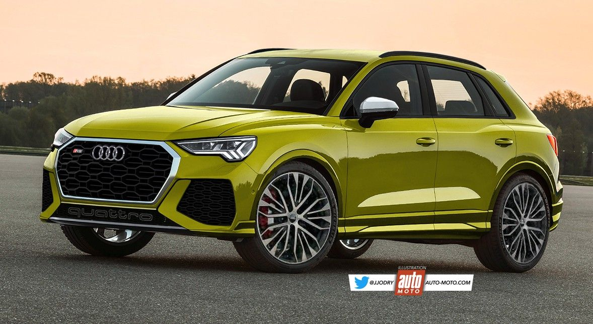 Futur Audi Rs Q3 2019 La Barre Des 400 Ch Contemporary