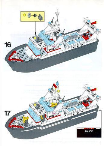 Old Lego Instructions Letsbuilditagain Lego Game Room