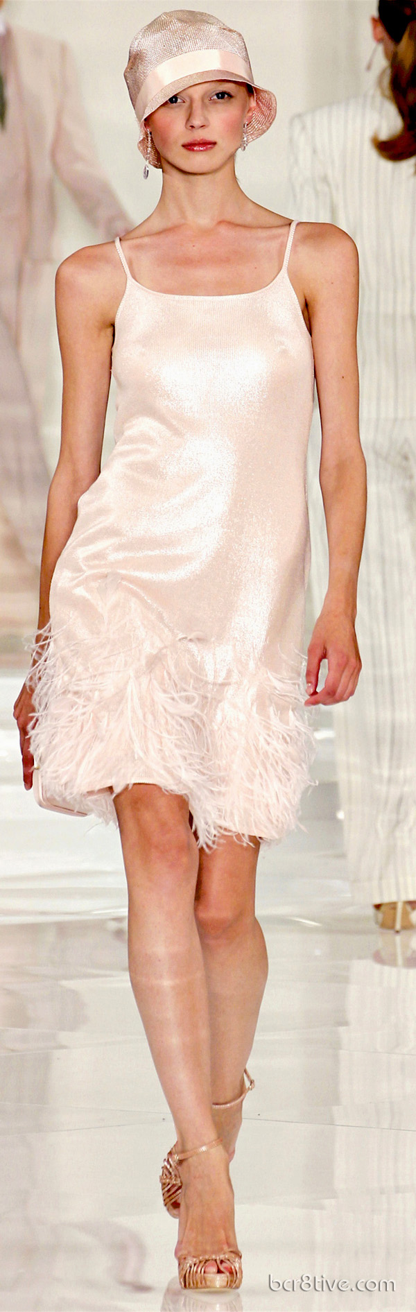 a Classic & Timeless Collection – Ralph Lauren Spring Summer 2012 Haute Couture