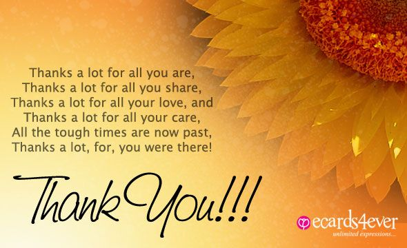 Christian Thank You Messages Compose Card Free Thank You Ecards