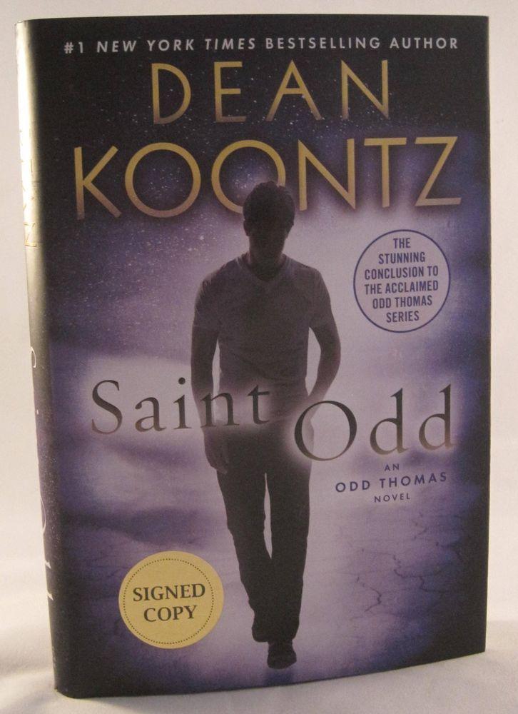 Book odd thomas