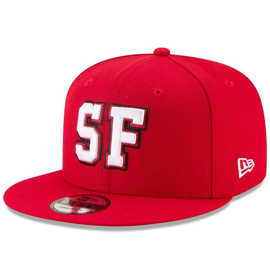 NEW Era Snapback Cap-Sideline 90s Home San Francisco 49ers