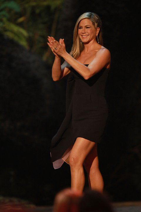 Jennifer Aniston. This women has aged like fine wine. Like most guys, ever since I seem my first episode of FRIENDS I have been blown a way by this lovely lady.