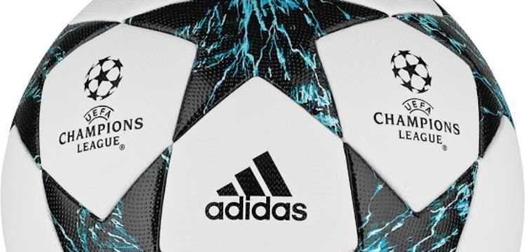 Primera fotografía de la pelota de la Champions League 17-18 ... 5072232148627