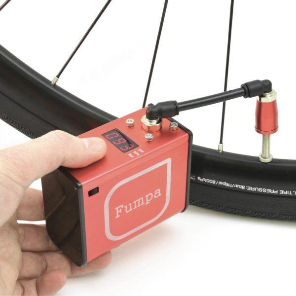 Fumpa Bike Pump Electric Bicycle Bike
