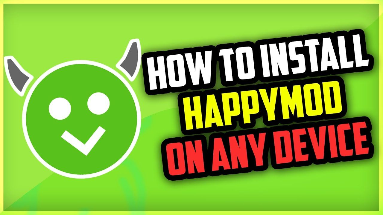 Download happymod iosandroid how to download happy mod