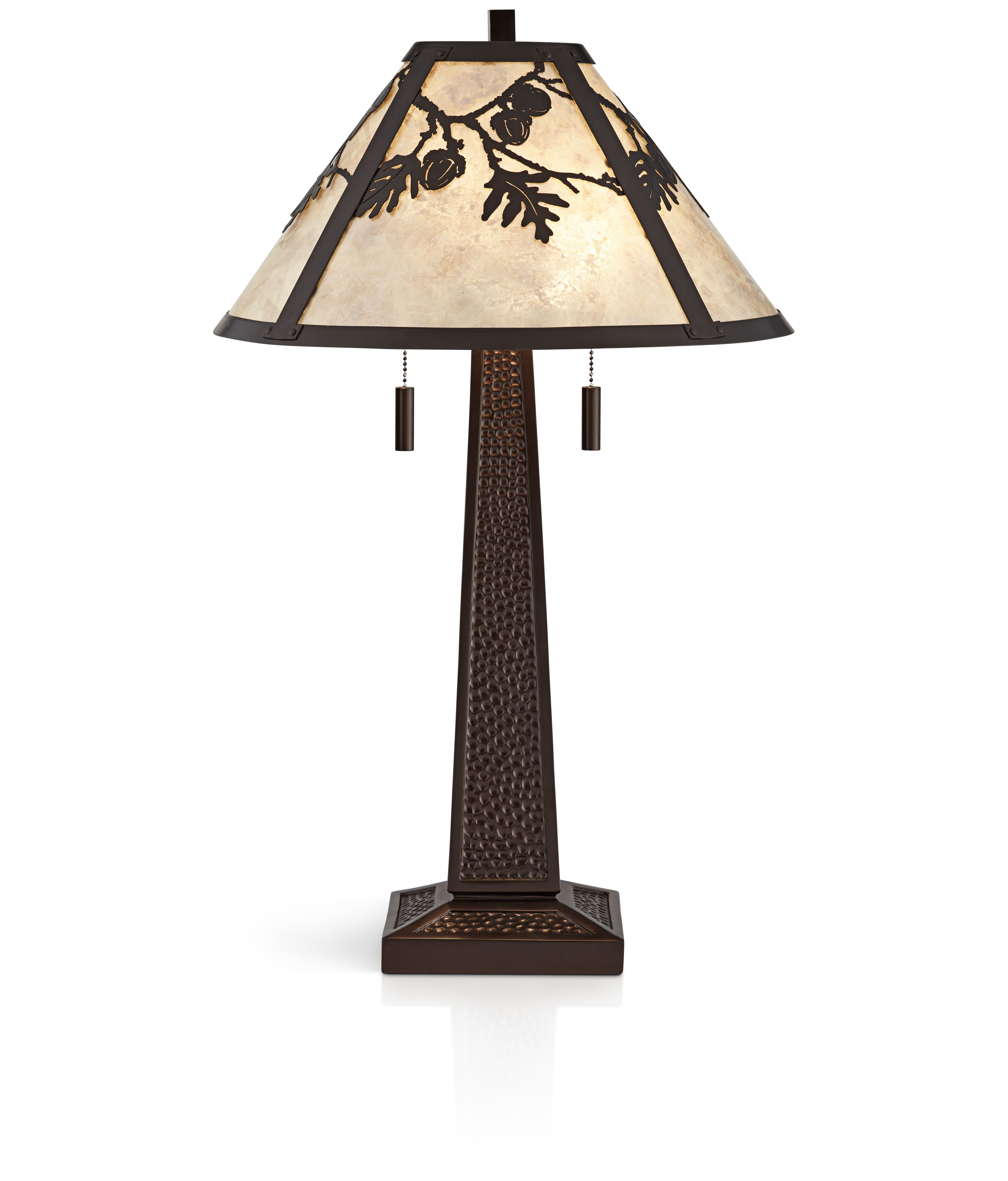 Lodge and rustic inspired table lamp with  mica shade.   #lodge #lodgestyle #lodgehome #lodgedecor #rustic #rusticstyle #home #homedecor #homestyling #bedroom #bedroomdecor #livingroom #livingroomdecor #mica #interiordesign #interiorinspiration