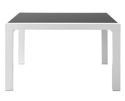Oregon table salle a manger for Salle a manger table noire