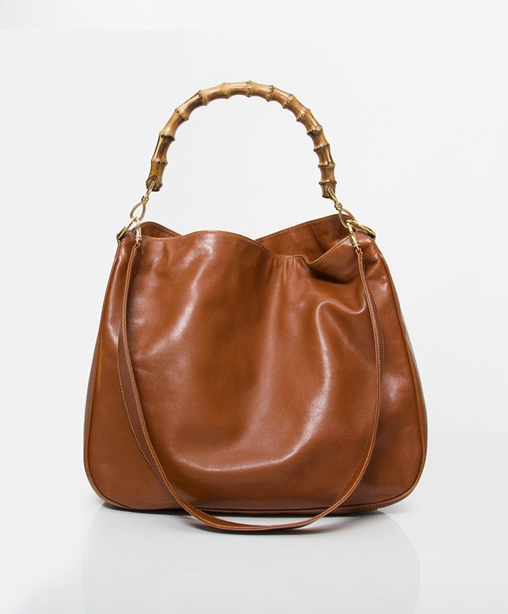 535587cae0076 Gucci Cognac Miss GG Leather Handle Hobo Bag