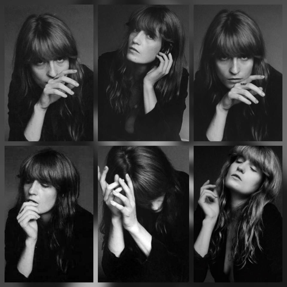 Midas Is King Florence Welch Portrait Florence The Machines