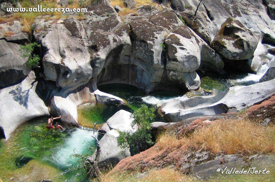 Piscinas Naturales Y Zonas De Ba O En El Valle Del Jerte