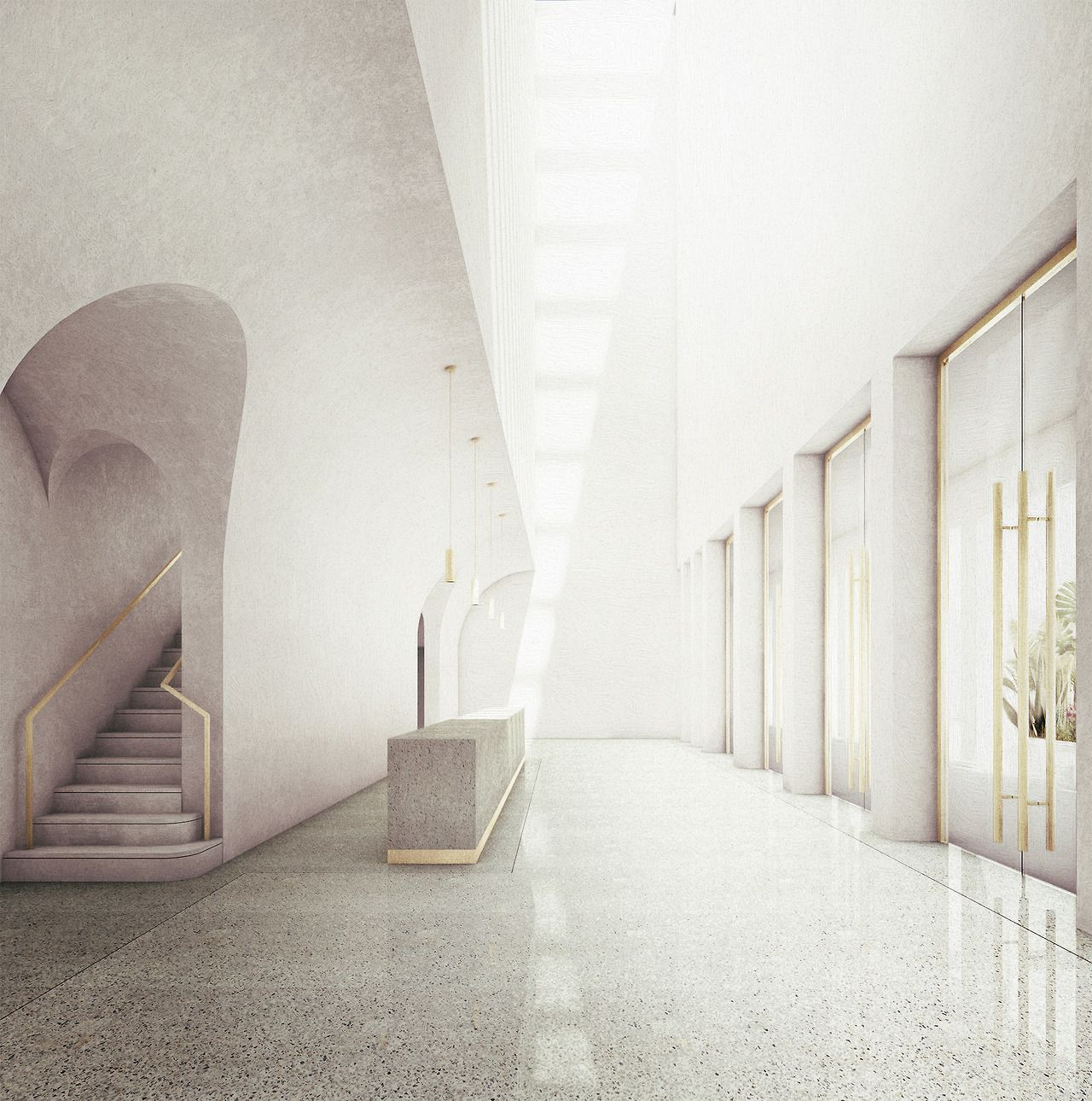 Conservatorio di Musica i Napoli - a new music school for Naples #arquitectonico