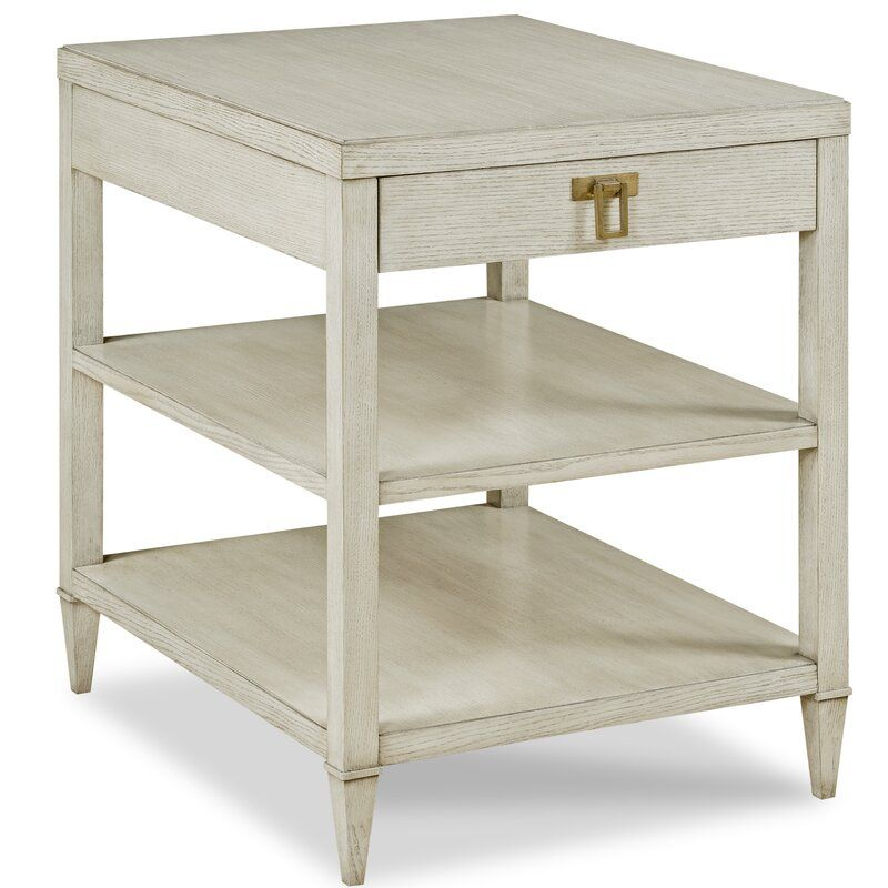 Woodbridgefurniture Lianna End Table With Storage Perigold In 2020 Woodbridge Furniture Furniture End Tables With Storage