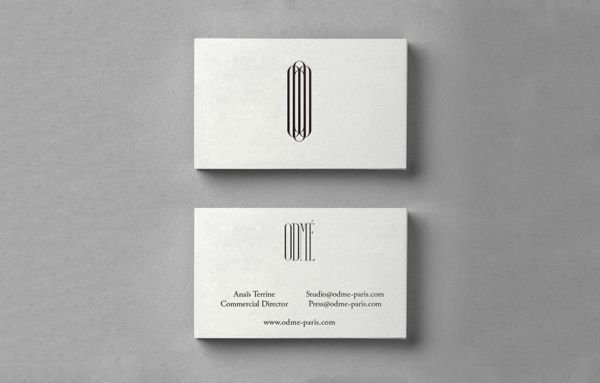 """Odmé on Behance"" in Stationery"