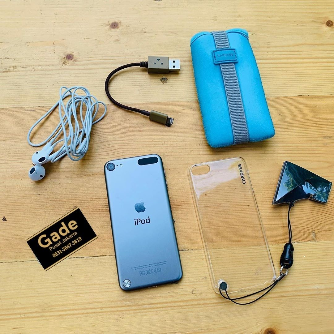 Ipod Touch 5 32gb Spacegray