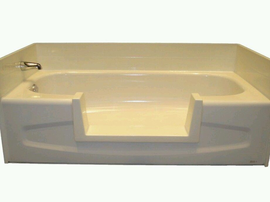 Easy Step Tub to Shower Conversion http://www.disabledbathrooms.org ...
