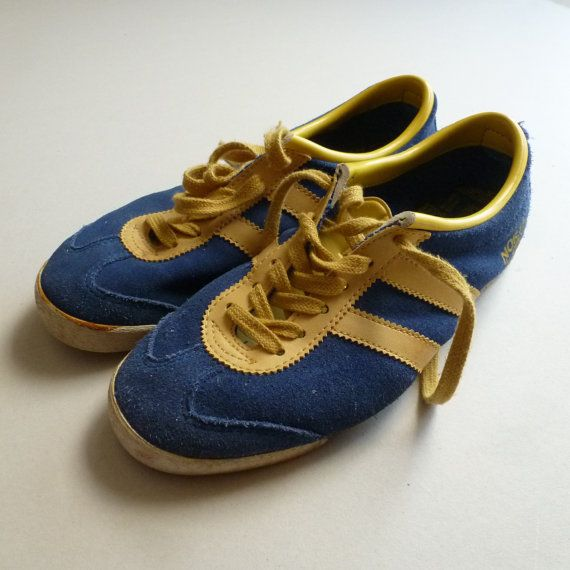 Retro running shoes, Vintage sneakers