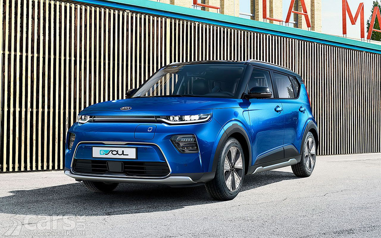 Kia Soul EV First Edition goes on sale in the UK Kia