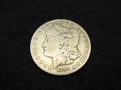 1890 CC CARSON CITY MORGAN DOLLAR RARE DATE SILVER COIN