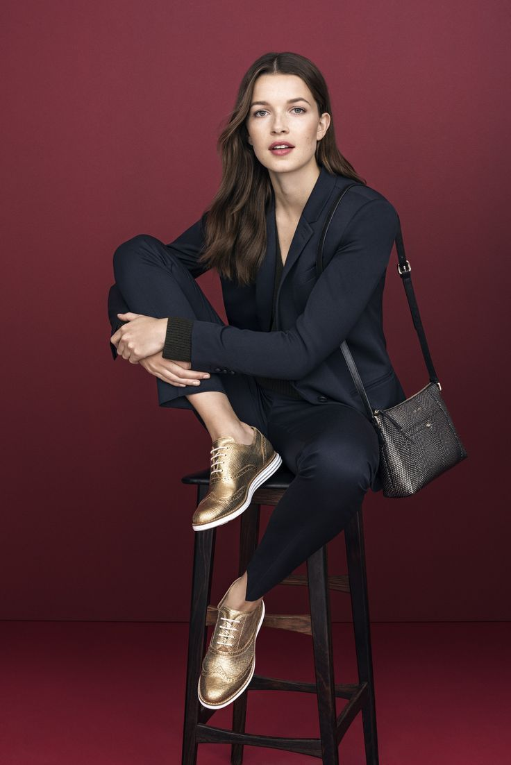 Cole Haan | Ladies Fashion | Pinterest | Cole haan, Oxfords and Gold  sneakers