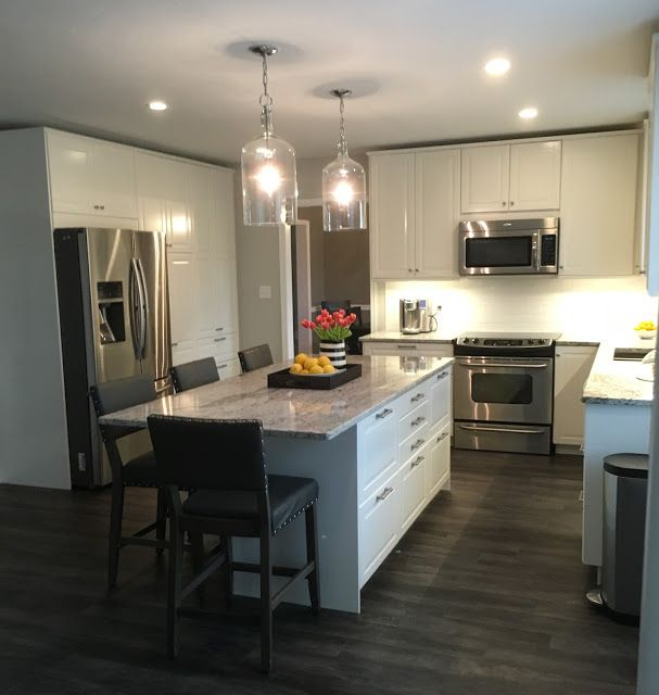 Ikea kitchen new momma notes Pinterest Early spring and Kitchens