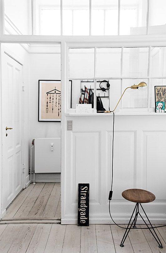 Minimalist Copenhagen Home With Gl Window Wall Sfbybay