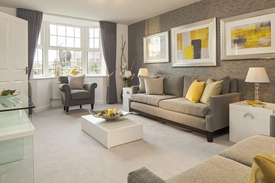 The Mellor in 2019   David wilson homes, Home living room ...