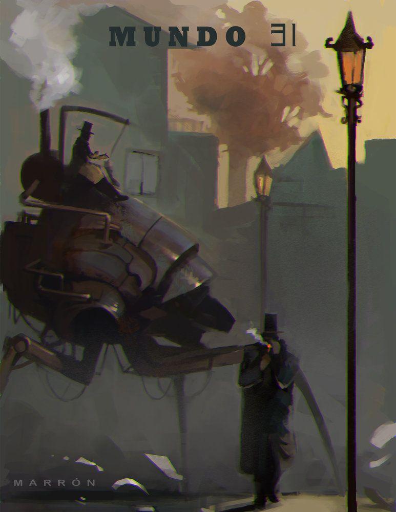 mundo 31 por ricdoma - Robots / Mechas | Dibujando.net