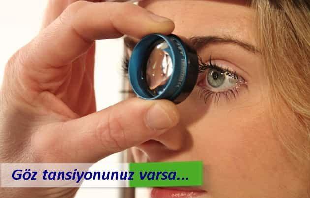 Göz Tansiyonu Glokom Belirtileri Ve Tedavisi Sağlık Ve Spor