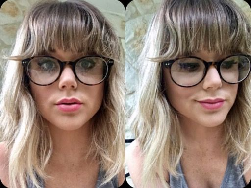 Medium Length Blonde Balayage With Bangs Hair In 2019