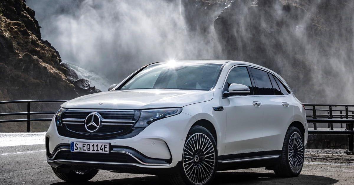 Mercedes Benz Eqc Electric Car U S Launch Delayed Until 2021 In 2020 Mercedes Benz Mercedes Benz