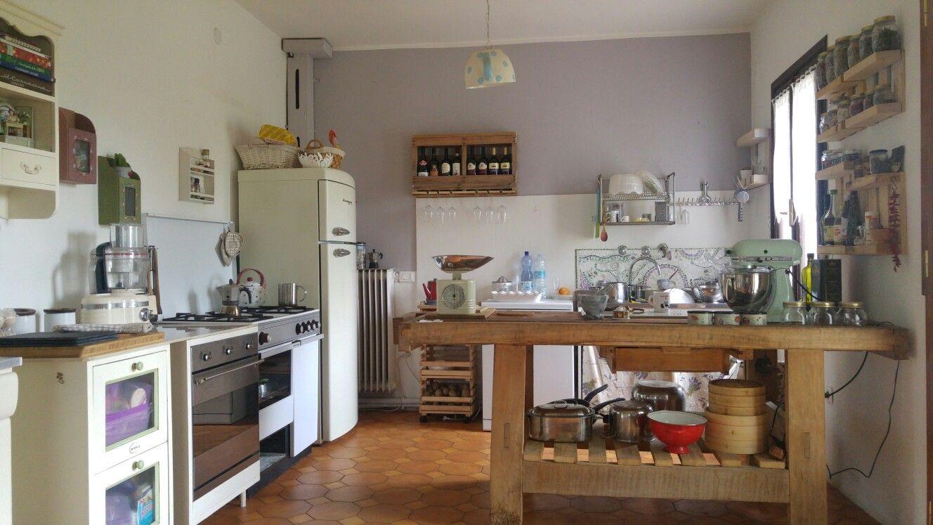 Cucina calda e accogliente all'agriturismo #IlBoscoDiGea #Castelcucco #Veneto   #ilboscodigea #Castelcucco #Asolo #BassanodelGrappa