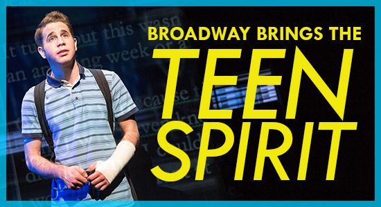 10 Best Broadway Shows for Teens #broadway #teenagers #show #picks
