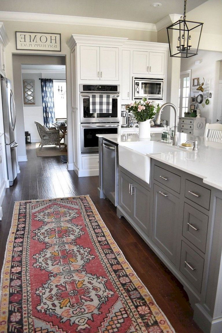 83 Ispiring Design For Farmhouse Kitchen Cabinets Ideas Page 17 Of 84 Kitchen Cabinet Design Farmhouse Kitchen Decor Luxury Kitchen Cabinets