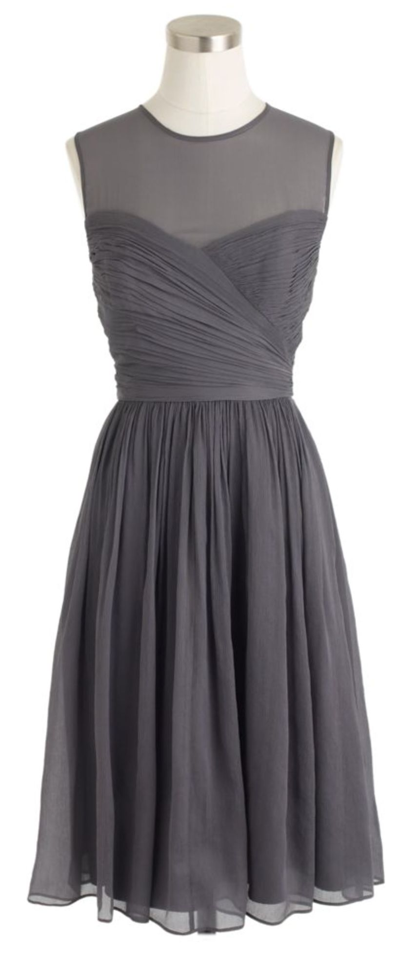 Love this color bridesmaid dress sophie and tomus wedding