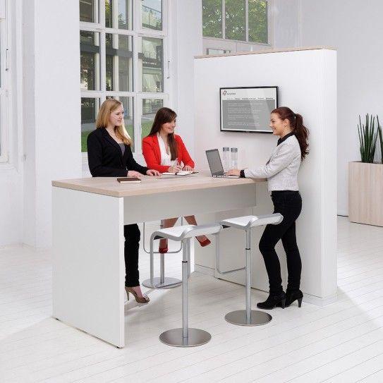 stehtisch meeting point inwerk communic pinterest stehtischen b ros und gro raumb ro. Black Bedroom Furniture Sets. Home Design Ideas