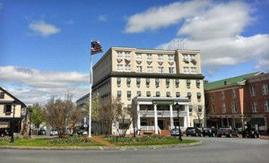 Groupon Stay With Dinner Credit At Gettysburg Hotel In Pa