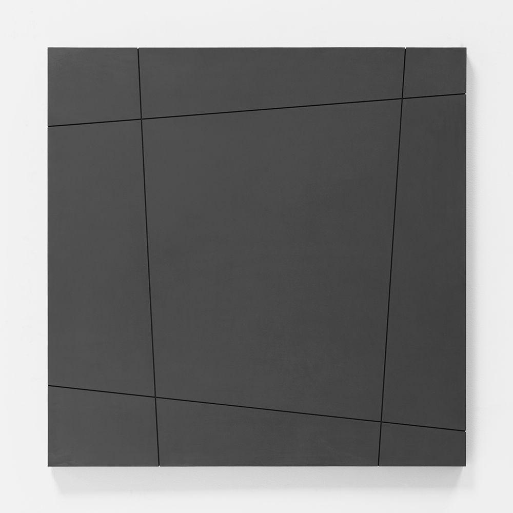 BLACK MAP series by Peter Wegner