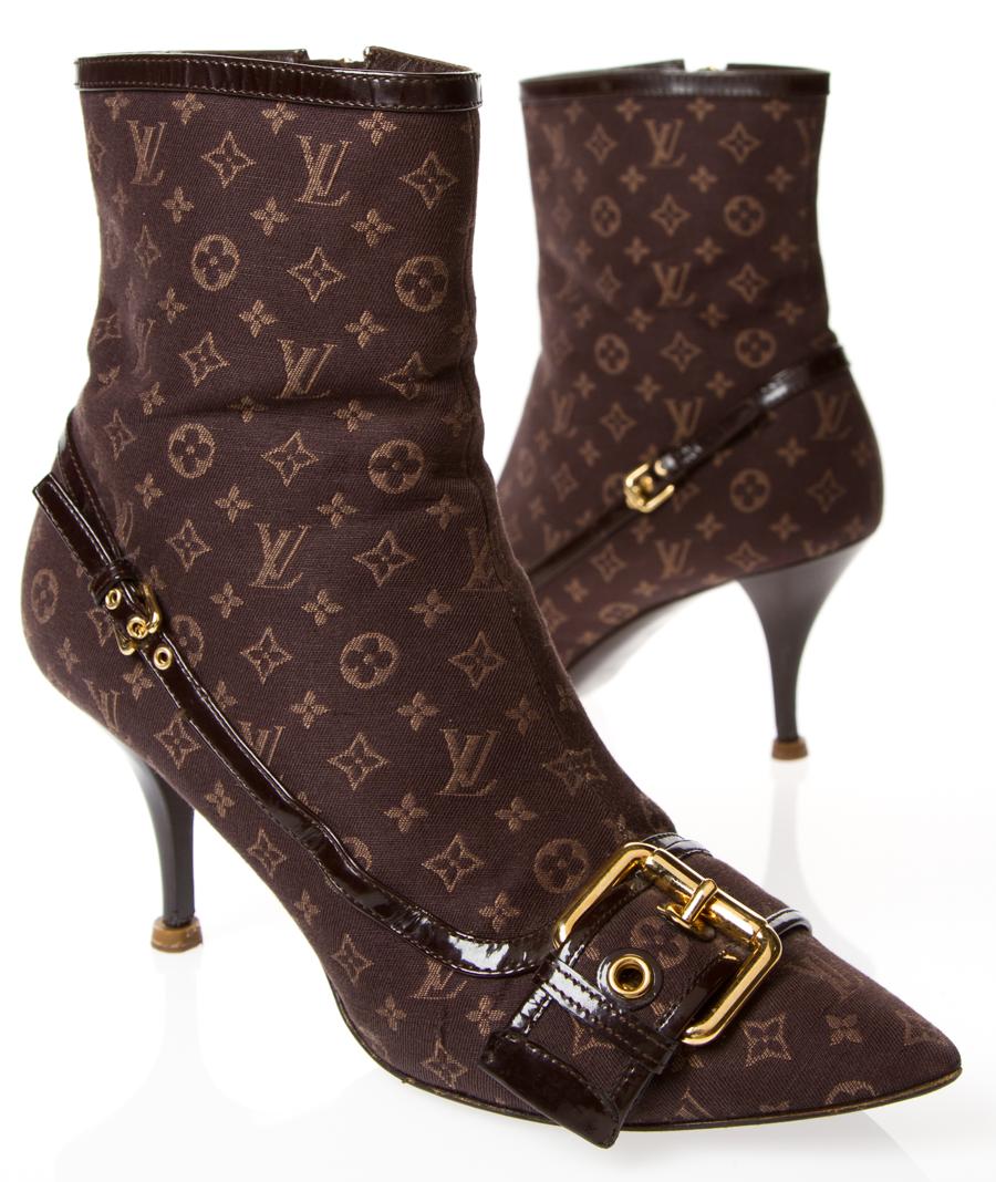 Louis Vuitton Heels @FollowShopHers