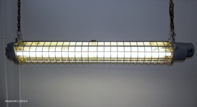Vintage fluorescent light fixture google search