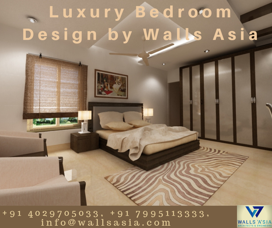 Luxury Bedroom Designs By Walls Asia Architects And Interior