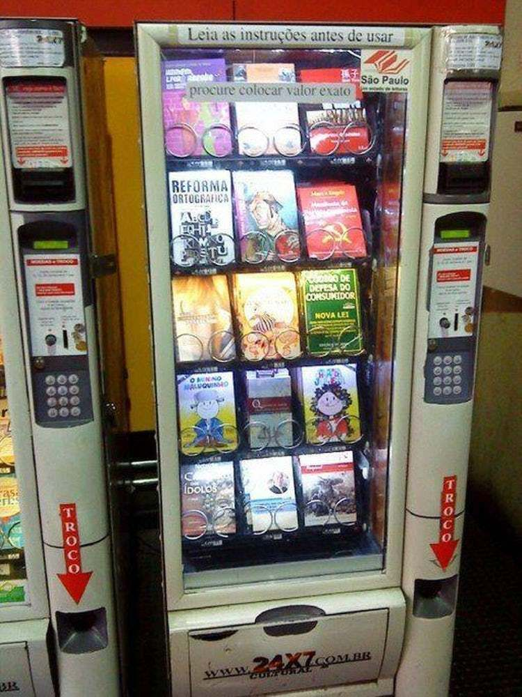 Insane Vending Machines You Didn T Know You Needed Em 2020 Com