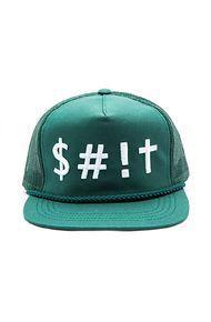 7662ef2a533 Monsieur The   !T Trucker Hat 4