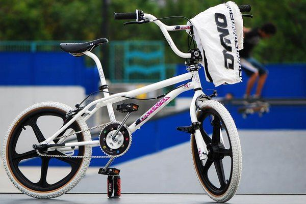 86 GT Performer   them black mags | ♡BMX♡ | Bmx racing
