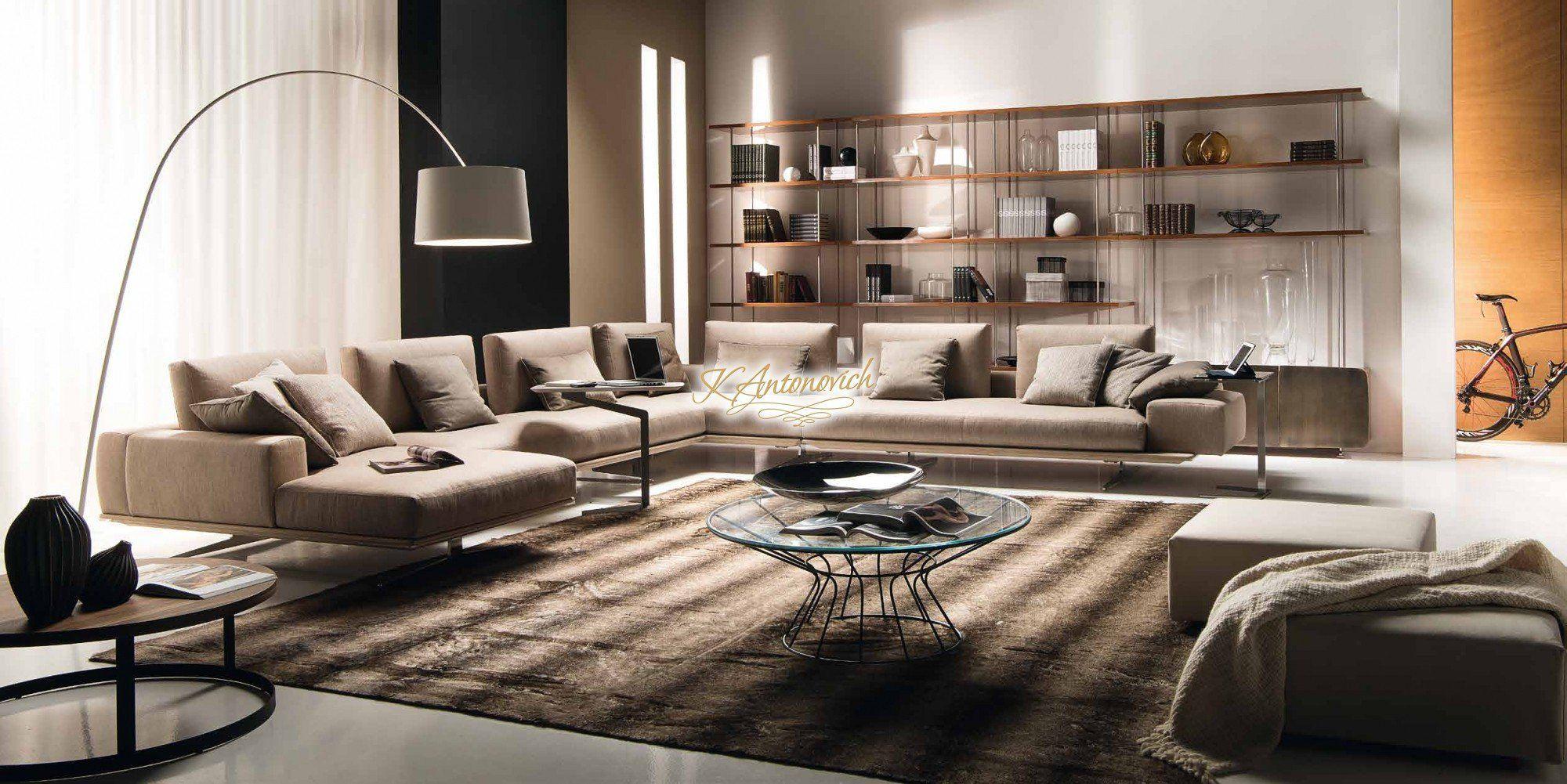 Modern Italian Living Room Decorating Ideas Elegant Modern ...