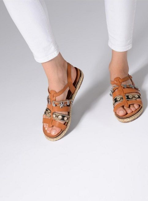 Sandales Plates À Sur Plus 99€ Qu Pendentifs Refresh39 Eb2H9eDWIY