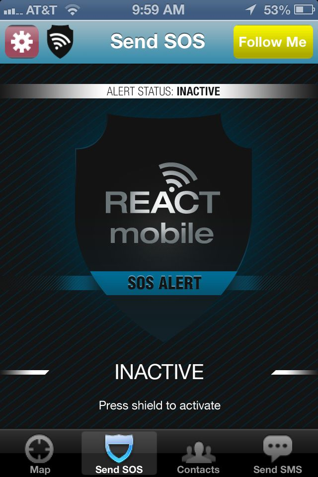 Products For Runners Safety There S An App For That React