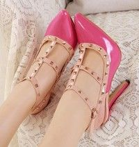 I think you'll like Summer Sexy Lady High Heeled Sandals Shoes. Add it to your wishlist!  http://www.wish.com/c/538015637179510b60f6a69f