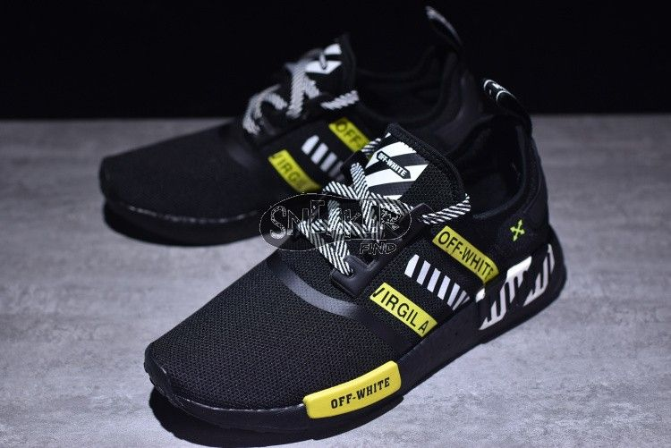 34ef3471e ... low cost adidas nmd x off white ba7787 look my bio link to get the real