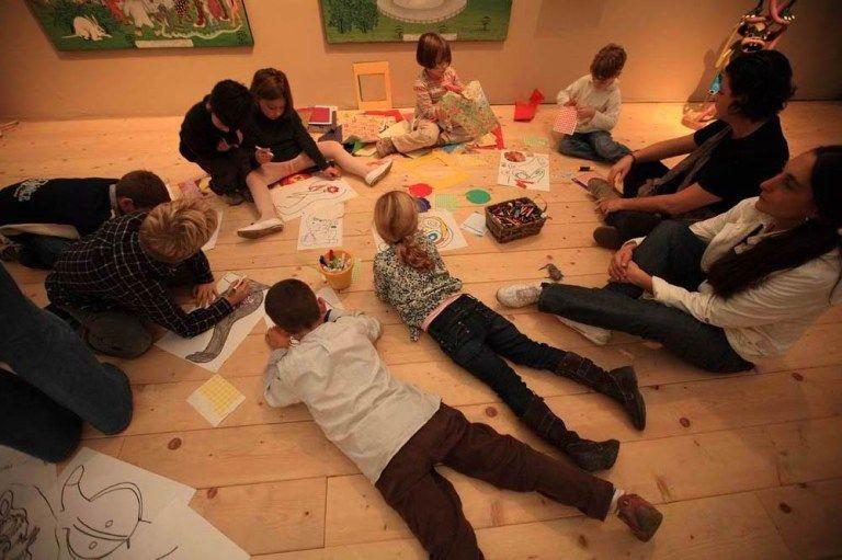 IL MUSEO D'ARTE PER BAMBINI DI SIENA PROMUOVE LABORATORI ARTISTICI RIVOLTI AI BAMBINI